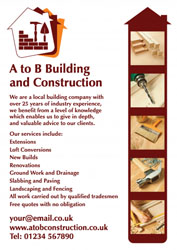 bricklayer icons leaflets