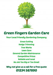 tree pruning leaflets
