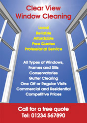 open window leaflets