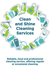cleaning services flyers