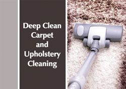 carpet cleaning flyers