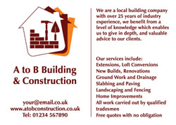 bricklayer icons flyers
