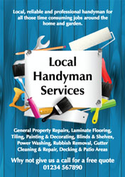 hand tools flyers