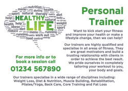 healthy life flyers