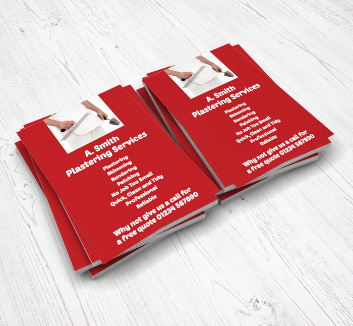 Plastering services flyers customise online plus free delivery plastering services flyers reheart Gallery