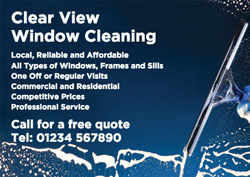 window cleaning services flyers
