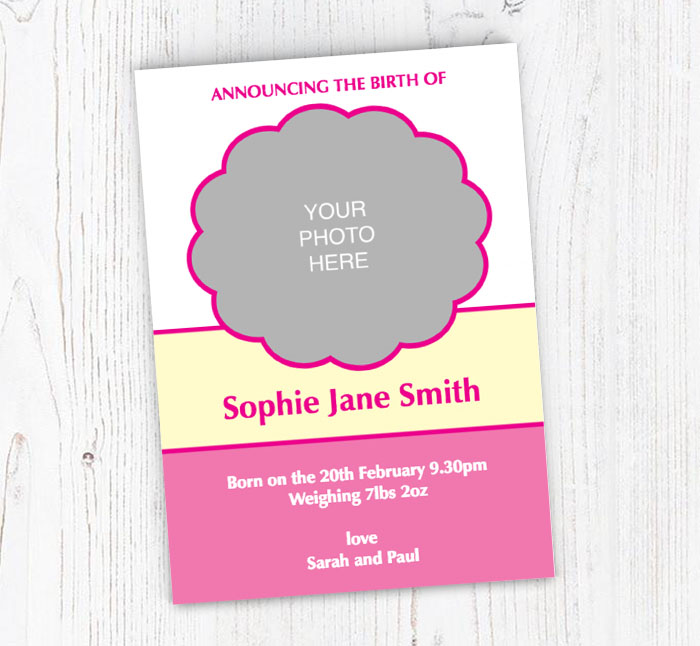 pregnancy announcement online cards free
