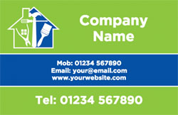 home improvements business cards