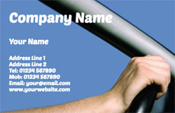 driver business cards