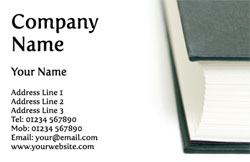 reference book business cards