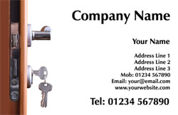 Locksmith business cards with free delivery putty print emergency locksmith business cards colourmoves