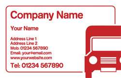 international movers business cards