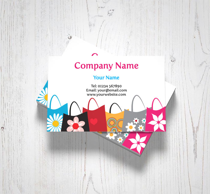 Personal shopper business cards customise online plus free personal shopper business cards reheart Choice Image