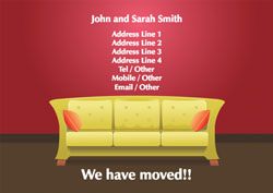 sofa moving cards