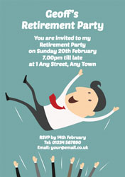 office retirement party invitations