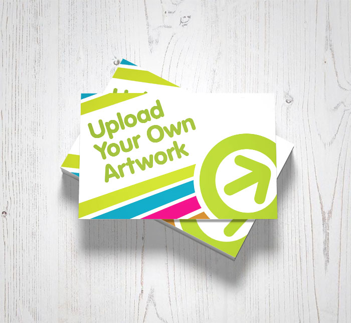 Upload artwork business cards customise online plus free delivery upload artwork business cards reheart Image collections
