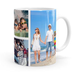 personalised upload photos mug