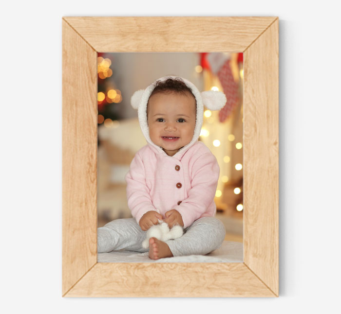 personalised upload photo framed wall art